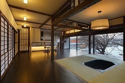 山口雅也邸14 リビング・ダイニング.jpg